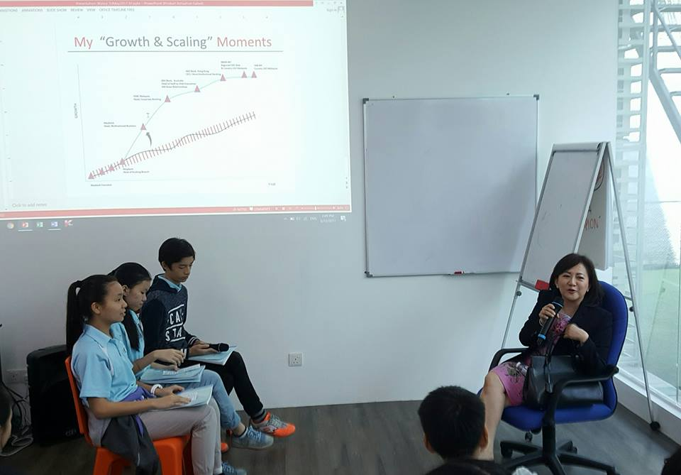 Mentor Sharing Programme