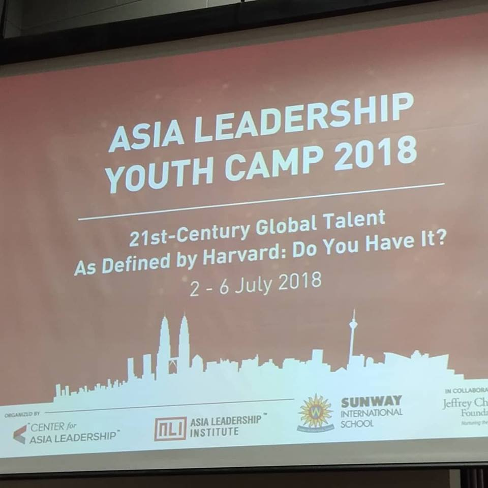 Asia Leadership Youth Camp By Harvard