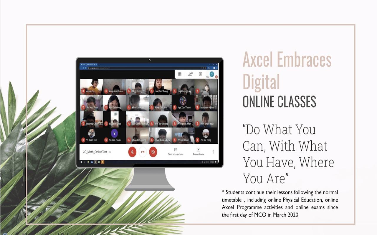 Online class v0.5
